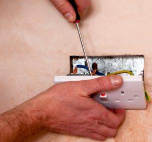 Plug Socket Install