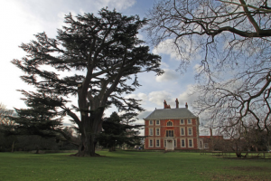 an image of Forty Hall in Enfield